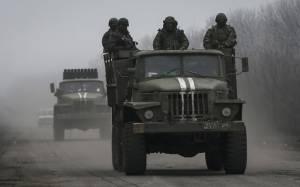 Κίεβο: «Σεβόμαστε» την εκεχειρία αλλά δεχθήκαμε «112 επιθέσεις το τελευταίο 24ωρο»