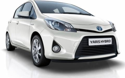Πρόγραμμα προληπτικού ελέγχου αυτοκινήτων Toyota μοντέλο Yaris HV