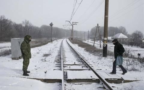 Ουκρανία: Παραπαίει η «κατάπαυση του πυρός»