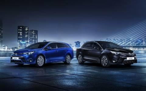 Toyota: Το νέο Avensis στο Σαλόνι Αυτοκινήτου της Γενεύης