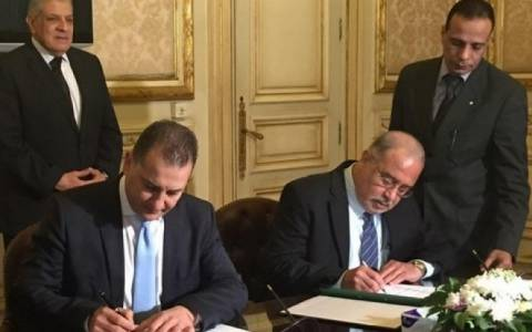 Συμφωνία συνεργασίας Κύπρου – Αιγύπτου για το «Αφροδίτη»