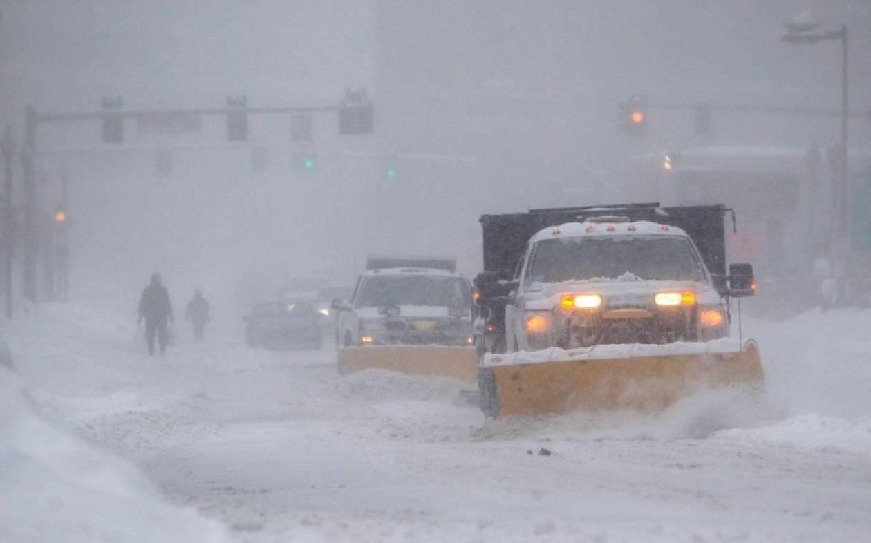 Πολικές θερμοκρασίες «σαρώνουν» τις ΗΠΑ – Στους -65 το θερμόμετρο (videos)