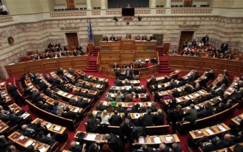 Βουλή: Την Τετάρτη (18/02) στις 19.30 η ψηφοφορία για ΠτΔ