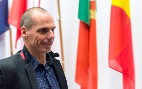 Βαρουφάκης: Μας παρουσίασαν άλλο κείμενο πριν και άλλο κατά την έναρξη του Eurogroup