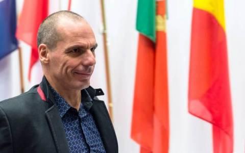 Η συνέντευξη Τύπου του Γιάννη Βαρουφάκη μετά το Eurogroup (16/2)