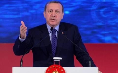Ερντογάν: Χαίνουσα πληγή της Τουρκίας η βία κατά των γυναικών