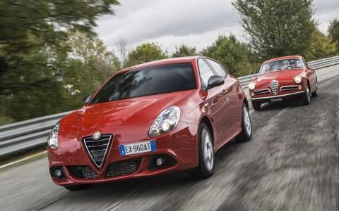 Alfa Romeo: Η νέα Giulietta Sprint στην Eλληνική αγορά
