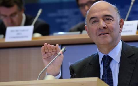 «Ιδέες προς συζήτηση και όχι προσχέδιο παρουσίασε ο Μοσκοβισί» - Δείτε το κείμενο