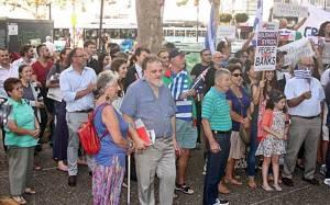 Αυστραλία: Εκδήλωση συμπαράστασης στην Ελλάδα