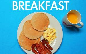 Τι πρωινό τρώει ο... πλανήτης (video)