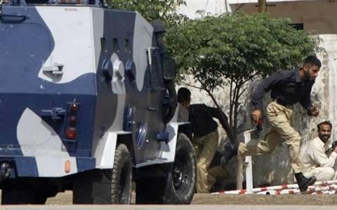 Πακιστάν: Επίθεση με επτά νεκρούς στο αρχηγείο της αστυνομίας