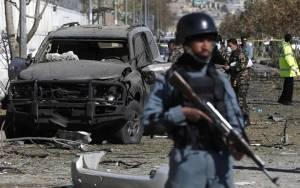 Αφγανιστάν: 20 αστυνομικοί νεκροί από επίθεση καμικάζι