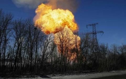 Ουκρανία: Σφοδρές μάχες στο Ντεμπάλτσεβε (video)