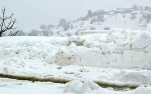 Ασθενείς χιονοπτώσεις σε Δυτική και Κεντρική Μακεδονία