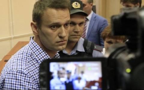 Ρωσία: Δεκαετή ποινή κάθειρξης ζητούν για τον αντιφρονούντα Ναβάλνι