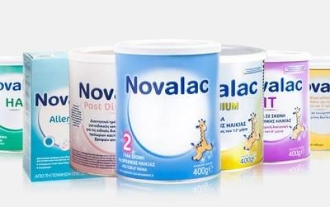 Τα νέα προϊόντα NOVALAC παρουσιάζει η ΒΙΑΝ Α.Ε.