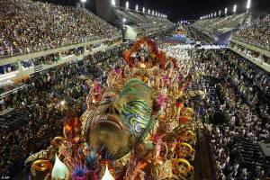 Καρναβάλι στο Ρίο: Τελετή λήξης με ξέφρενο πάρτι! (photos)