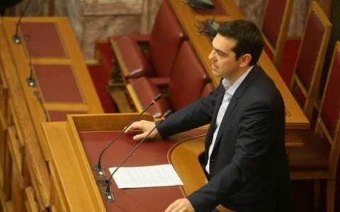Τσίπρας: Θέλουμε λύση, όχι ρήξη – Ο Παυλόπουλος υποψήφιος Πρόεδρος (video)