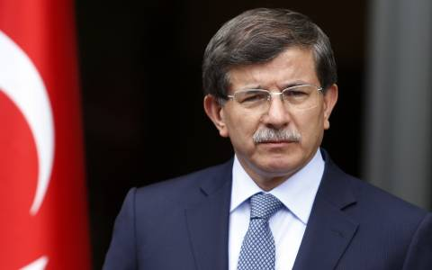 Νταβούτογλου: Σε κρίσιμη καμπή το κουρδικό