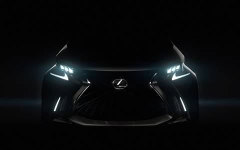 Lexus: Παγκόσμια Πρεμιέρα του LF-SA Concept στη Γενεύη