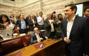 Ολοκληρώθηκε η Κ.Ο. του ΣΥΡΙΖΑ – Στο Μαξίμου ο Προκόπης Παυλόπουλος