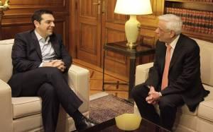 Παυλόπουλος: Θα αγωνιστούμε για την πατρίδα και την Ευρώπη