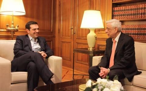 Παυλόπουλος: Κοινός αγώνας για να βγει η Ελλάδα από το τέλμα