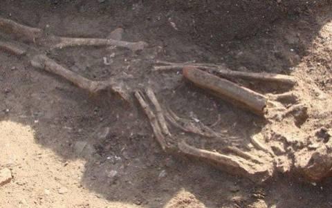 Κρήτη: Βρήκε στο χώμα… ανθρώπινο σκελετό χωρίς χέρια