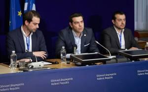 Το αίτημα για 6μηνη παράταση και τα τρία πρώτα νομοσχέδια της κυβέρνησης