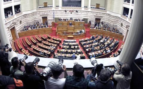 Σήμερα η ψηφοφορία για ΠτΔ στη Βουλή, Οι επαφές Τσίπρα νωρίτερα