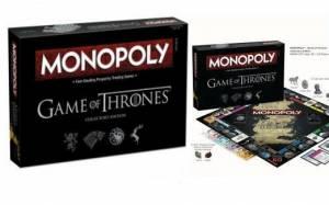 Monopoly Game of Thrones... σύντομα στα καταστήματα