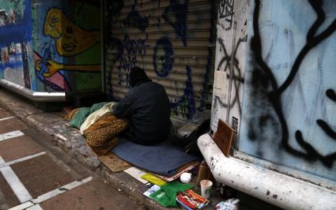 Απανθρακωμένος βρέθηκε άστεγος