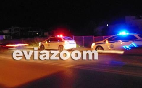 Χαλκίδα: Μεθυσμένος οδηγός προκάλεσε τροχαίο (Video)