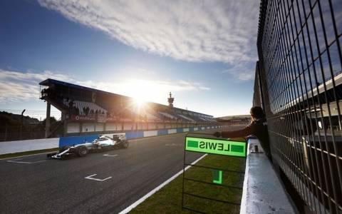 F1: Δεύτερο Session χειμερινών δοκιμών στη Βαρκελώνη