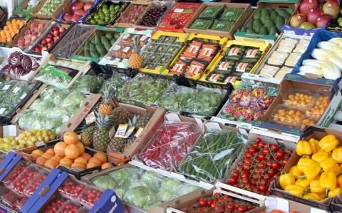 Δέσμευση οπωροκηπευτικών βάρους 15,2 τόνων στην λαχαναγορά του Ρέντη