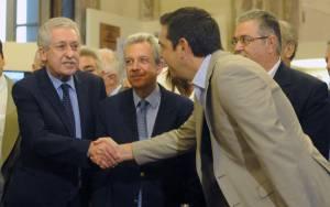 Στηρίζει η ΔΗΜΑΡ την κυβέρνηση στις διαπραγματεύσεις
