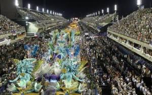 «Ματωμένο» καρναβάλι στο Ρίο