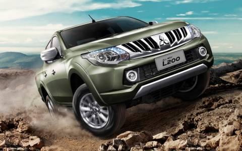 Mitsubishi: Ευρωπαϊκή πρεμιέρα για το νέο L200 στη Γενεύη