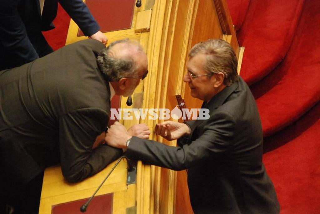 Το Newsbomb στην εκλογή Προέδρου της Δημοκρατίας (Photos)