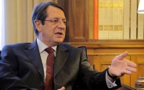 Αναστασιάδης: Η επανεκκίνηση της κυπριακής οικονομίας θα αποτελεί γεγονός το 2015