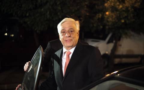 Στις 13 Μαρτίου αναλαμβάνει καθήκοντα ο Προκόπης Παυλόπουλος