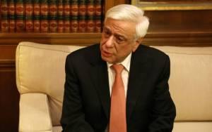 Ο Προκόπης Παυλόπουλος νέος Πρόεδρος της Δημοκρατίας (Video)