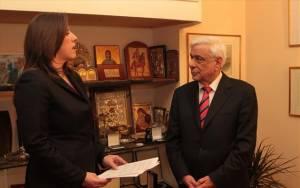 Παυλόπουλος: Μέγιστο χρέος απέναντι στον πολίτη και στο Σύνταγμα (videos)