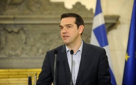 Α. Τσίπρας: Δεν χρειαζόμαστε Plan B διότι θα μείνουμε στην ευρωζώνη