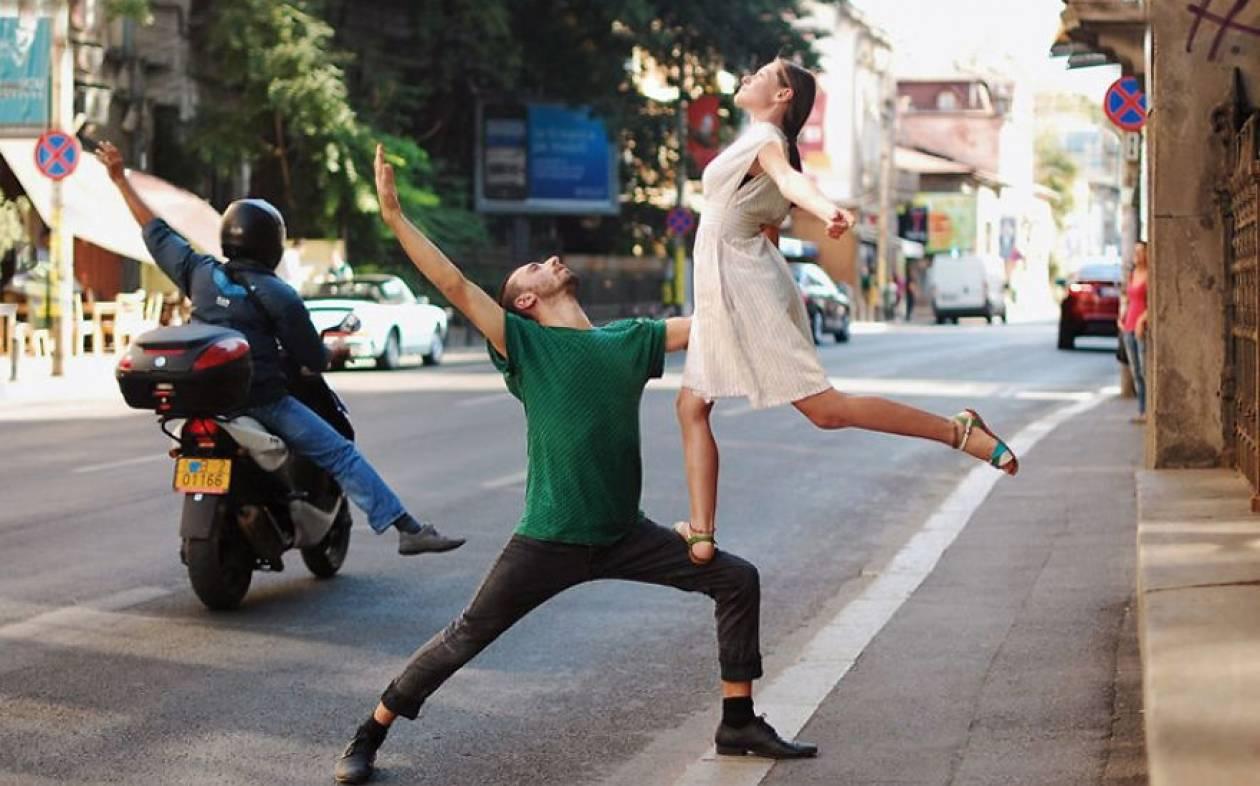 Χορεύοντας στο Βουκουρέστι (photos)