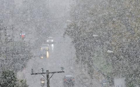 Πού χρειάζονται αντιολισθητικές αλυσίδες – Παγετός στους δρόμους