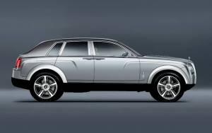 Rolls-Royce: Το επόμενο μοντέλο της θα είναι SUV