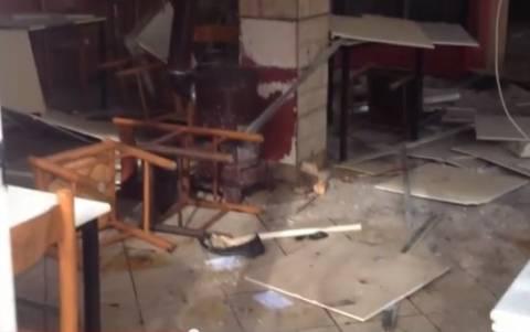 Αμφιλοχία: Αυξάνεται ο αριθμός των νεκρών από την έκρηξη στο καφενείο