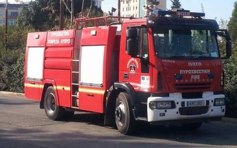 Πυρκαγιά σε διαμέρισμα στο Χαλάνδρι
