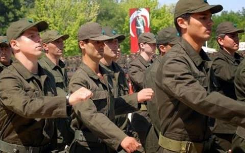 Τούρκοι εξαγοράζουν τη στρατιωτική θητεία τους
